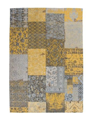 tapis vintage or patchwork. Black Bedroom Furniture Sets. Home Design Ideas