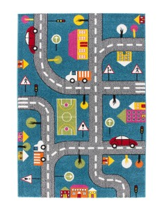 Tapis Circuit Pour Enfant Disponibles En 2 Tailles