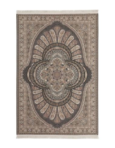 tapis iranien noir tapishop. Black Bedroom Furniture Sets. Home Design Ideas