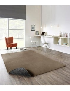 Tapis lavable en machine Beige 120 x 230 cm Feel