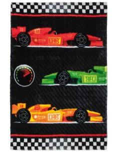 Tapis Ferrari Noir