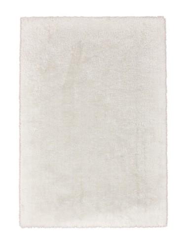 tapis shaggy blanc brillant royal. Black Bedroom Furniture Sets. Home Design Ideas