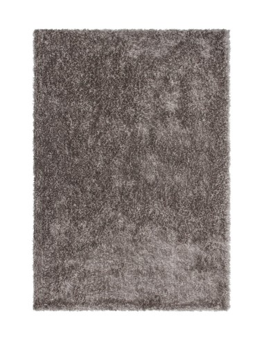 tapis shaggy uni taupe tanzania. Black Bedroom Furniture Sets. Home Design Ideas