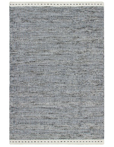 tapis gris en laine jaipur - Tapis Gris